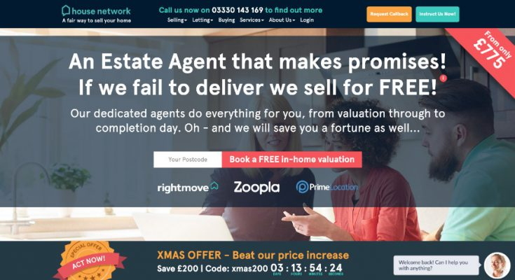 House Network Review - Online Estate Agent