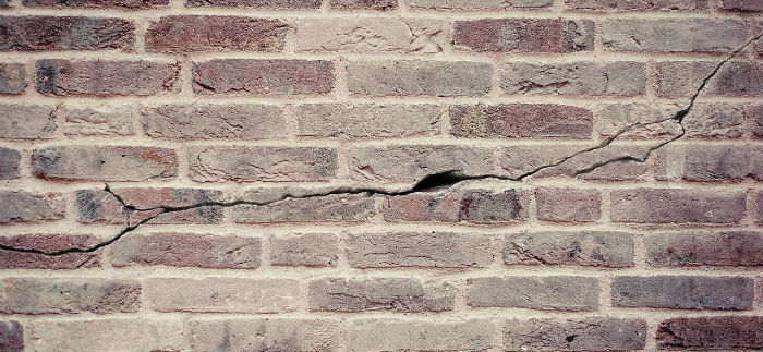 Cracked Walls And Subsidence