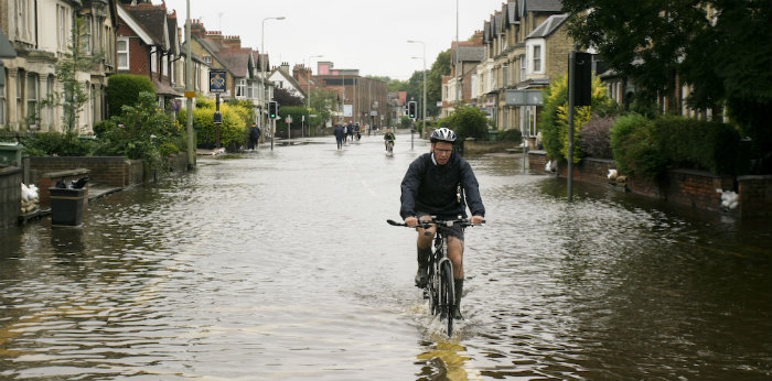 Effect of Flooding on House Prices