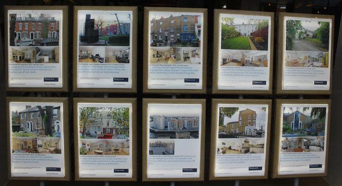 UK Property Asking Prices Rise