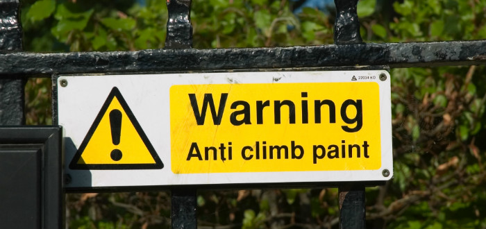 Anti-Climb Measures UK
