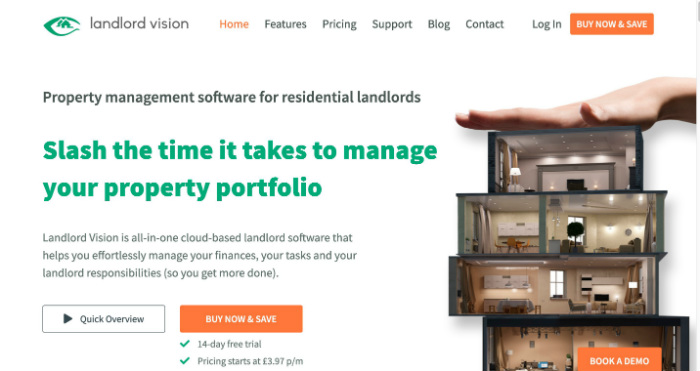 Landlord Vision Review