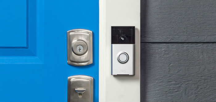 Smart Doorbell Intruder Deterrent