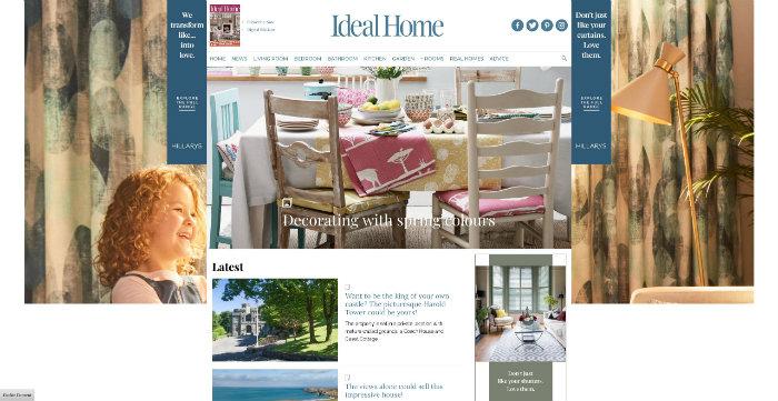 Ideal Home Website