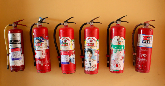 Fire Extinguishers For The Home