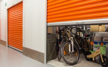 Moving Into A Storage Unit