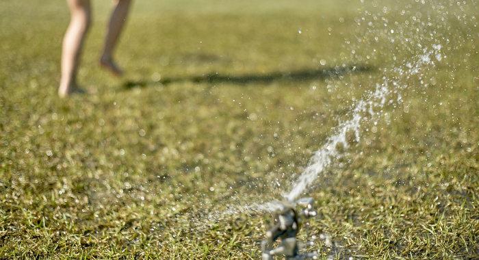 Advantages Of Underground Sprinkler Systems