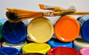 Creative Ideas For Leftover Paint