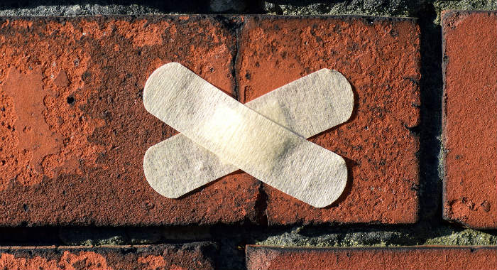 How To Fix Subsidence