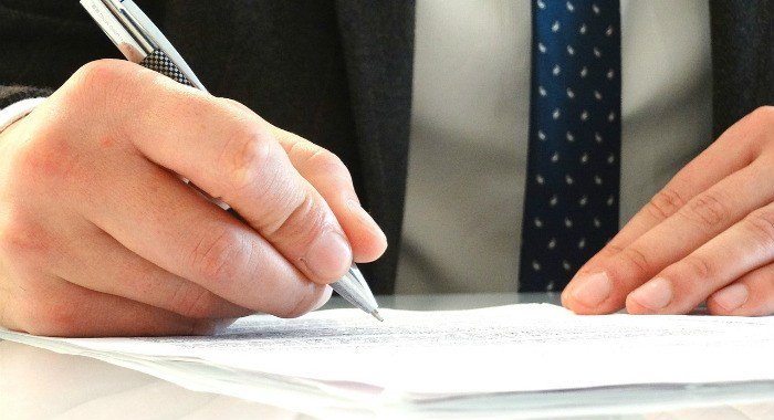What is a memorandum of sale?