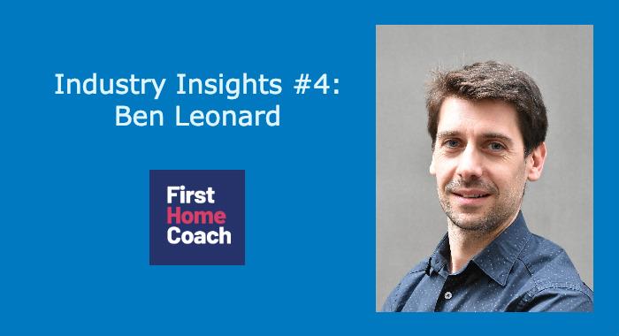 Ben Leonard - First Home Coach