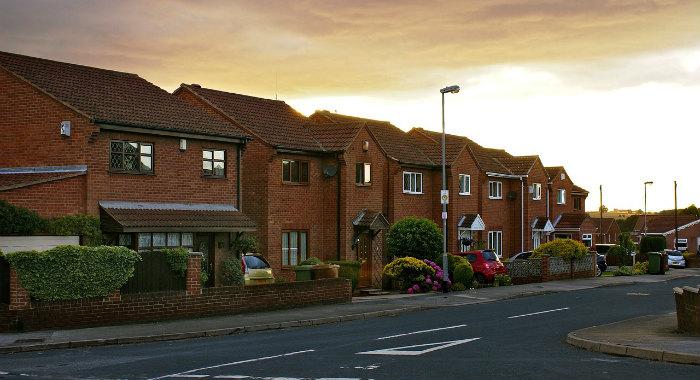 Small UK Housing