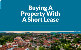 Buying Property With Short Lease