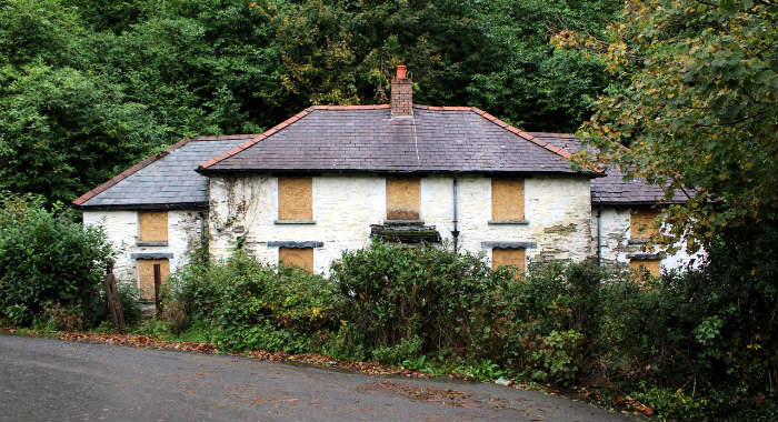 Number Of Empty UK Homes Rises