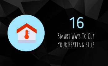 Smart Ways To Cut Heating Bills