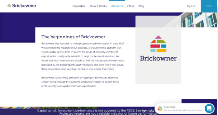 About Brickowner P2P