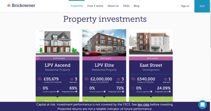 Brickowner Investments