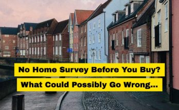 Dangers of not surveying a home