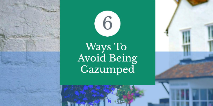 How to avoid being gazumped