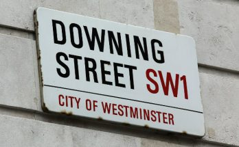 Downing Street Prime Minister