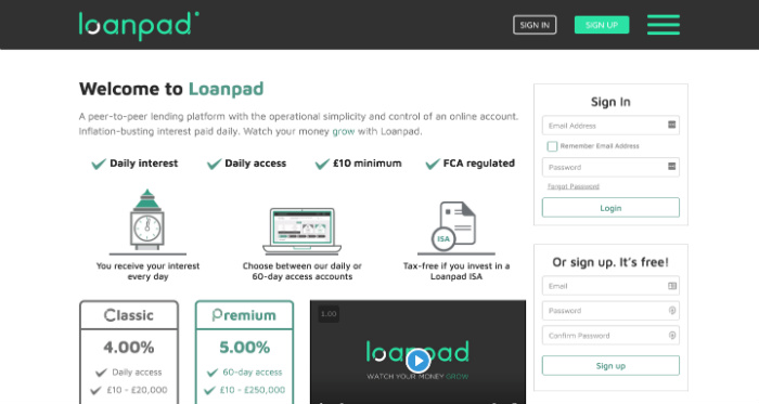 Loanpad Reviews