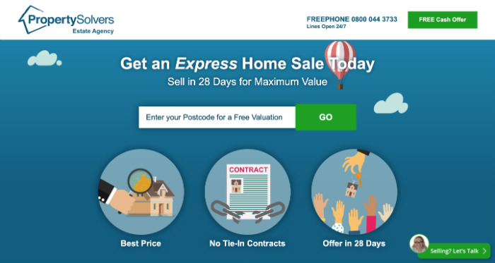 Property Solvers Valuation