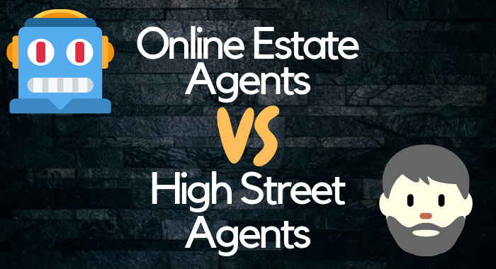 Online vs High Street Agents