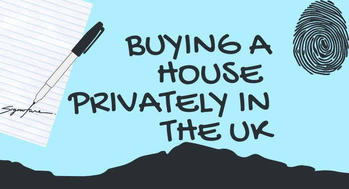 Buying A House Privately In The UK