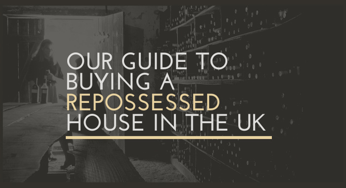 Our Guide To Buying A Repossessed House In The UK