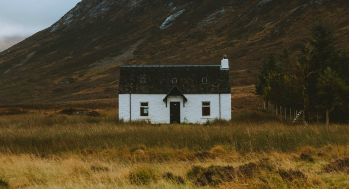 Buying a house in Scotland directly from the owner is also possible!