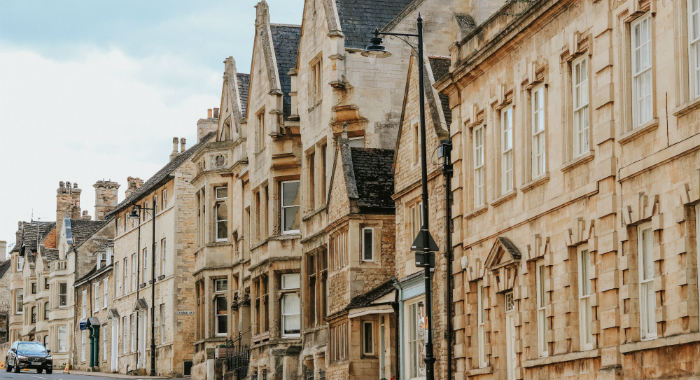 Stamford was the first town to be established as a Conservation Area.