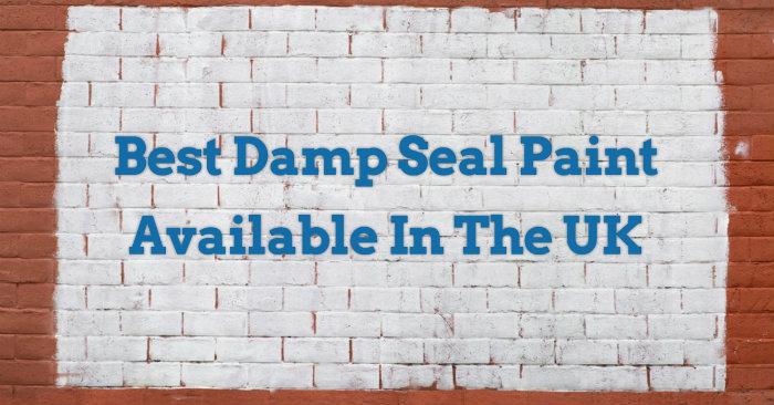 best damp seal paint UK