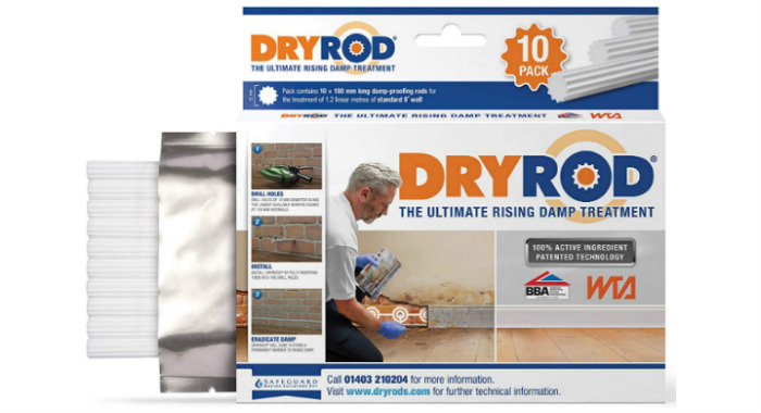 Dryrod Damp Proofing