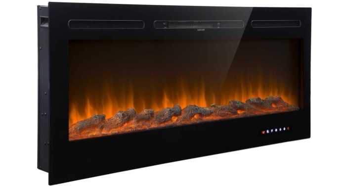 Unionline Inset Electric Fire