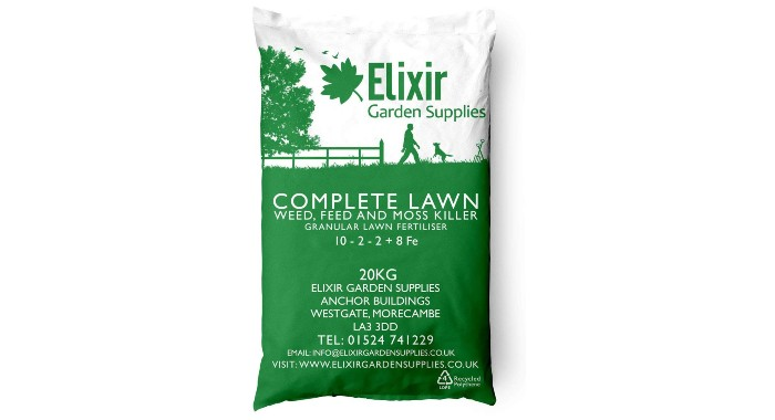 Elixer Gardens Complete Lawn