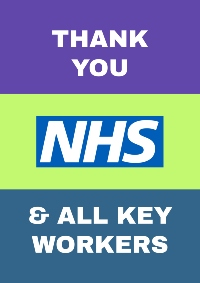 NHS Key Workers Poster