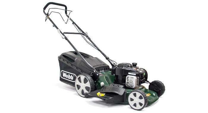 Webb Self-Propelled Lawn Mower