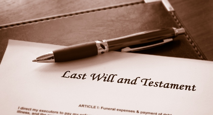 After someone's death, there is the possibility of selling the property in probate.