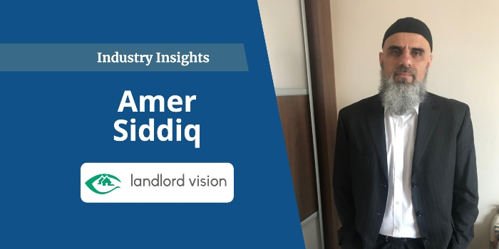 Industry Insights - Amer Saddiq of Landlord Vision