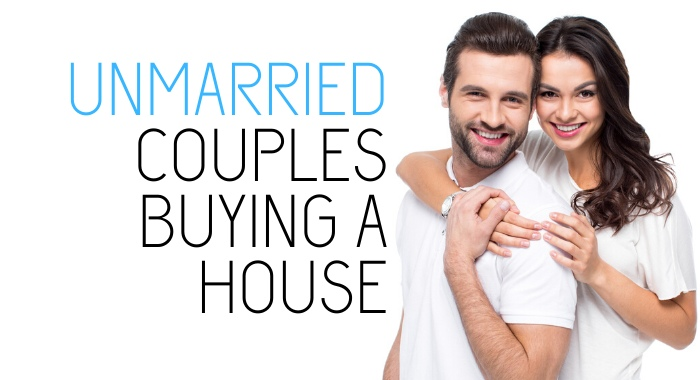 Unmarried Couples Buying A House