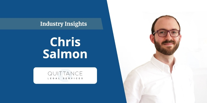 Chris Salmon - Quittance Legal Services