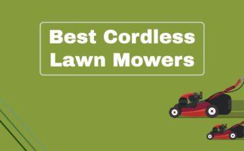 Best Cordless Lawn Mowers UK