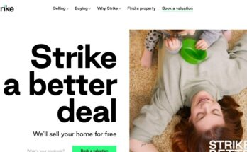 Strike Online Estate Agent Review