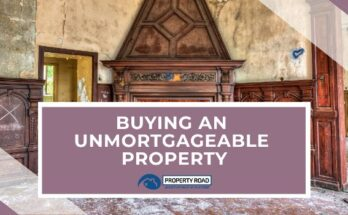 Buying An Unmortgageable Property