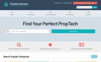 PropTech Reviews