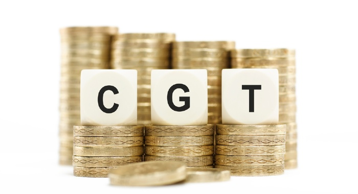 The Capital Gains Tax will be calculated based on the profit and not on the sale price.