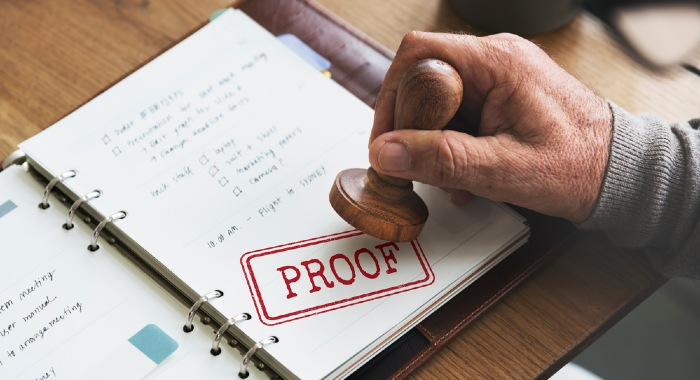 It is your right to ask for written proof of another bid.