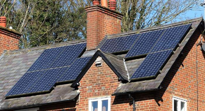 Owning the solar panels is the real game changer. If you do, then your house is worth more!