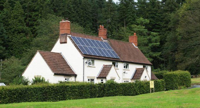 """Free is always too good to be true. Beware if you got you solar panels for """"free"""". Make sure who is getting what on that agreement."""