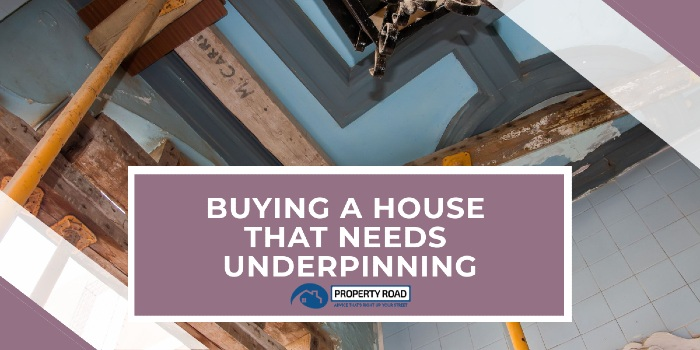 Buying A House That Needs Underpinning